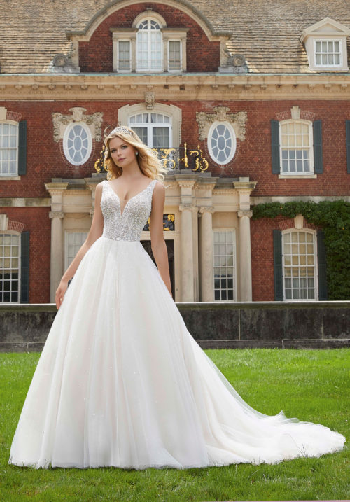 Morilee Paris Wedding Dress style number 2045