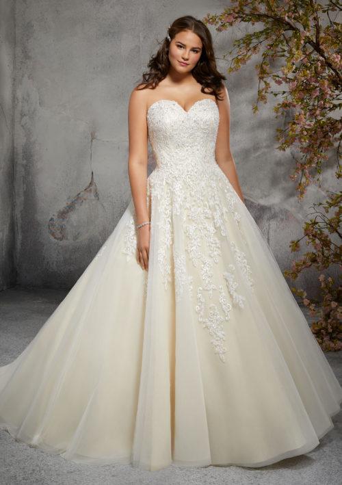 Morilee Lizbeth Wedding Dress style number 3246