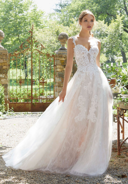 Morilee Paloma Wedding Dress style number 5701