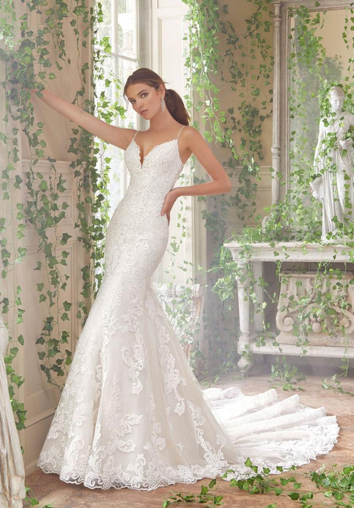 Morilee Peta Wedding Dress style number 5702