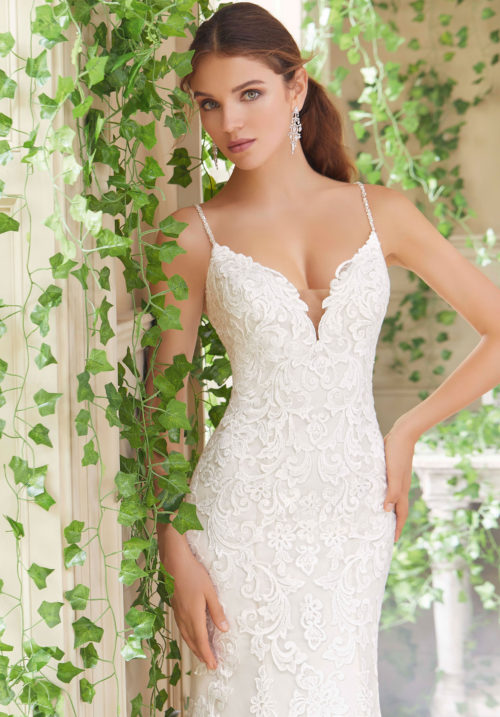 Morilee Peta Wedding Dress style number 5702