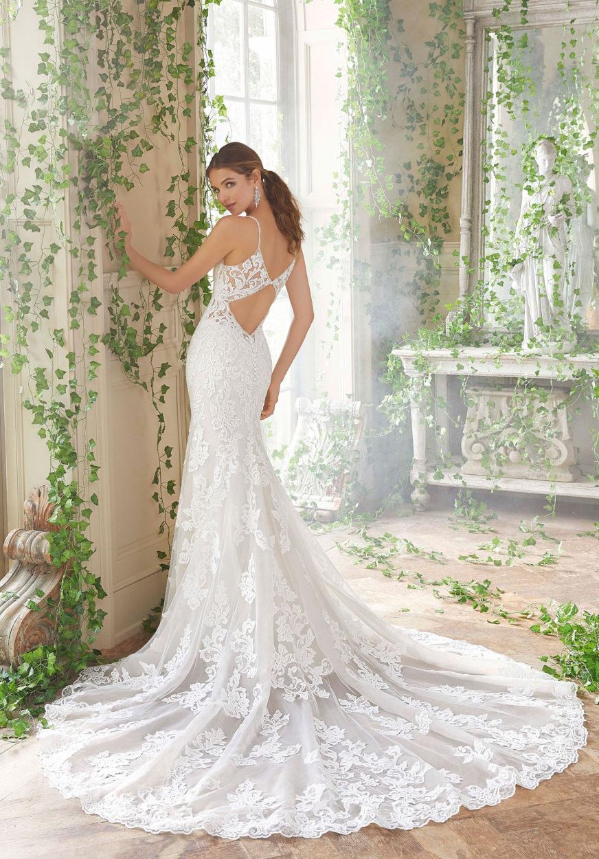 Morilee Peta Wedding Dress Style Number 5702 Catrinas Bridal