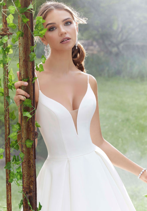 Morilee Pacifica Wedding Dress style number 5706
