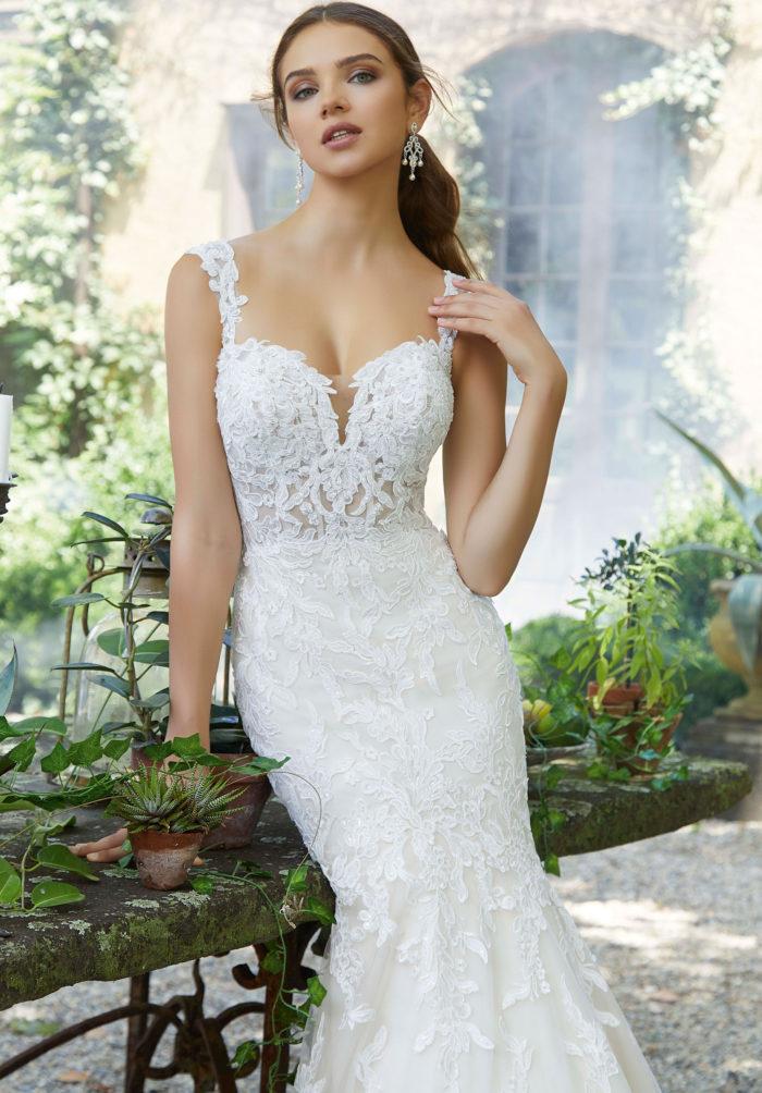 Morilee Primrose Wedding Dress style number 5707