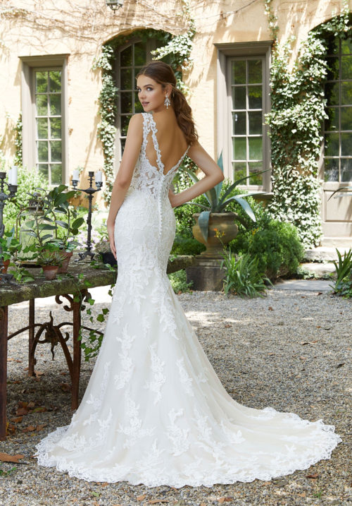 Morilee Primrose Wedding Dress style number 5707