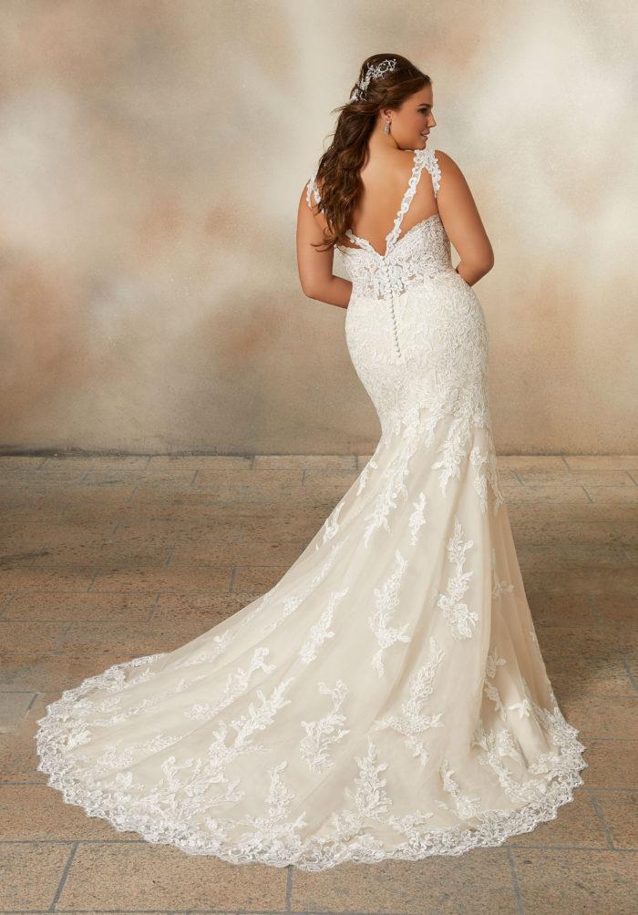 Morilee Primrose Wedding Dress style number 5707W