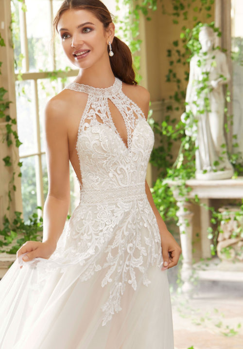 Morilee Poppy Wedding Dress style number 5708