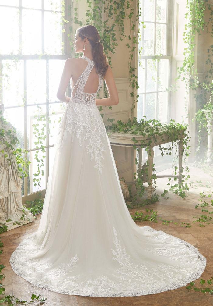 Morilee Poppy Wedding Dress style number 5708