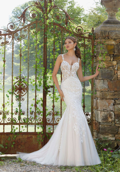 Morilee Palmira Wedding Dress style number 5710