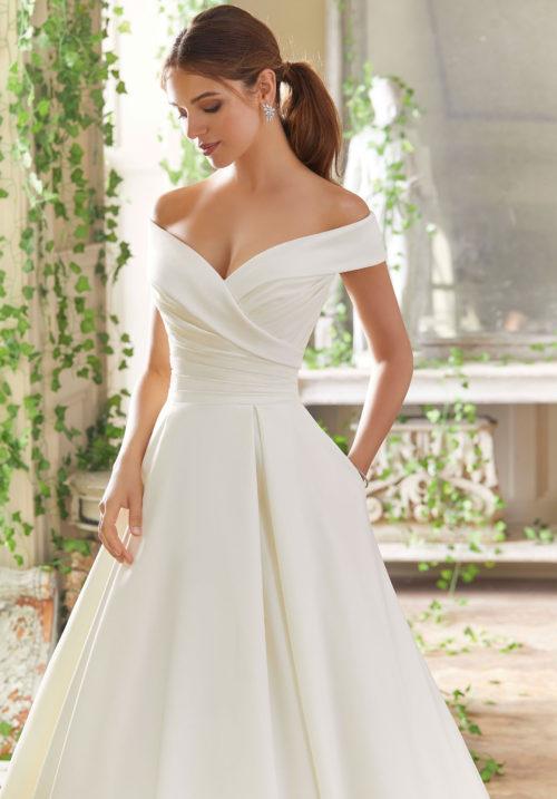 Morilee Providence Wedding Dress style number 5712
