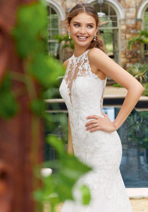 Morilee Peony Wedding Dress style number 5713