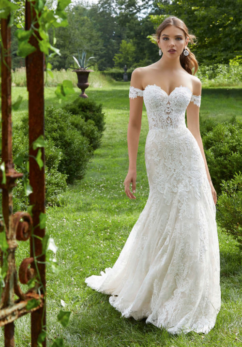 Morilee Paradisa Wedding Dress style number 5714