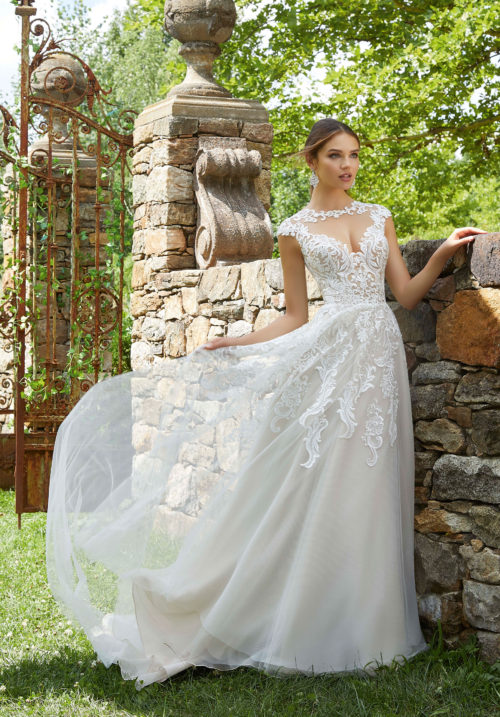 b667647063201 Morilee Patrice Wedding Dress style number 5715 ...