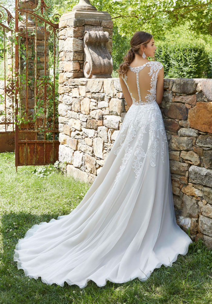 Morilee Patrice Wedding Dress style number 5715
