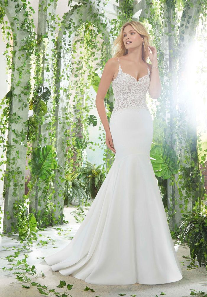 Morilee Pepper Wedding Dress style number 6901