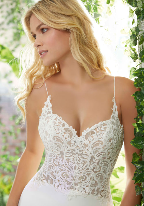 Morilee Pepper Wedding Dress style number 6901