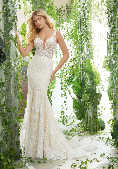 Morilee Portia Wedding Dress style number 6902