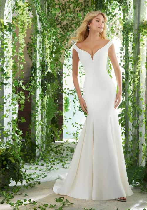 Morilee Paxton Wedding Dress style number 6903
