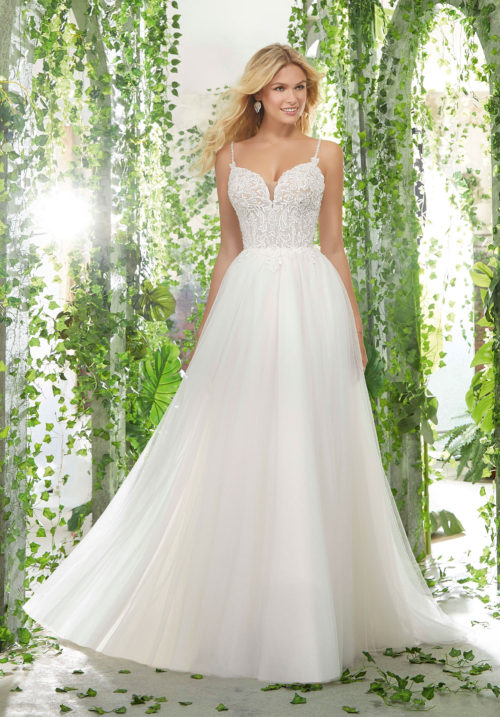 Morilee Phila Wedding Dress style number 6904