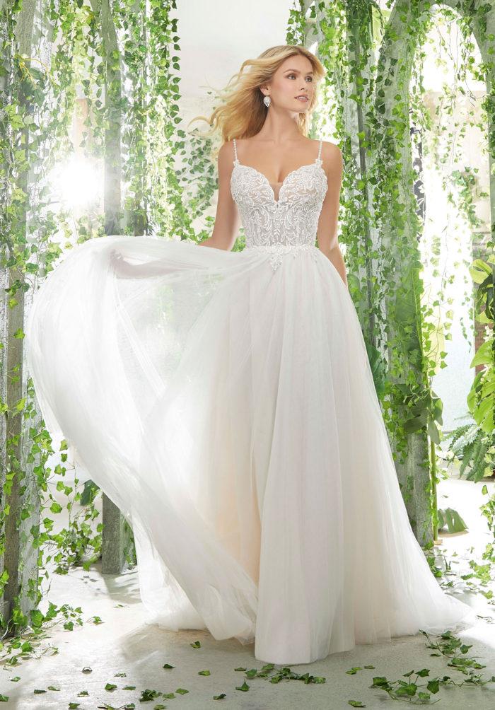 Morilee Phila Wedding Dress style number 6904