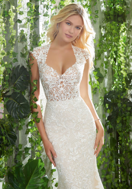 Morilee Polly Wedding Dress style number 6905