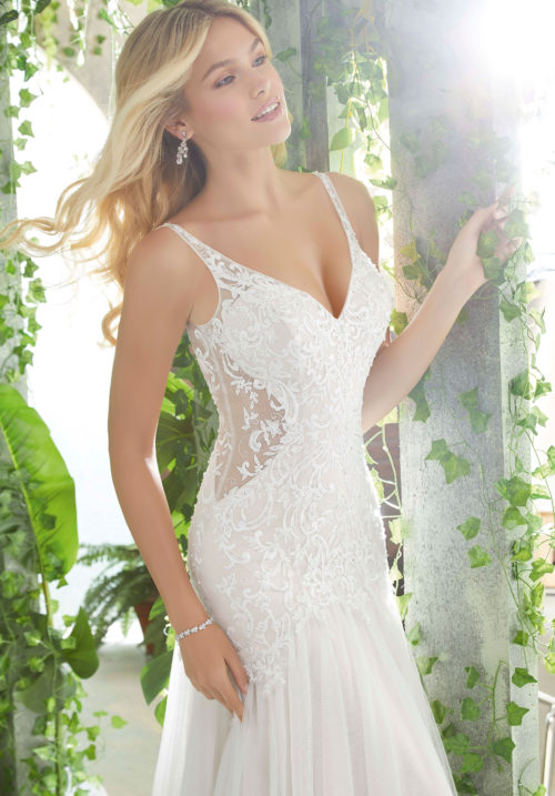 Morilee Peterina Wedding Dress style number 6906