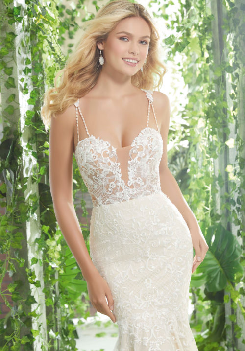 Morilee Presley Wedding Dress style number 6908