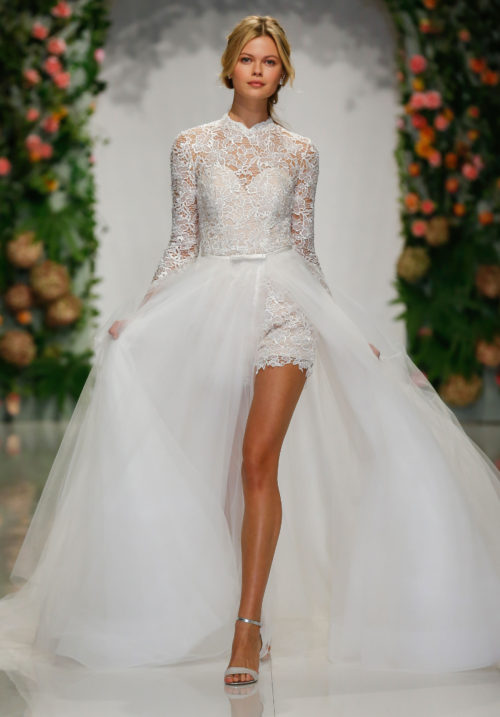 Morilee Poesy Wedding Dress style number 2046