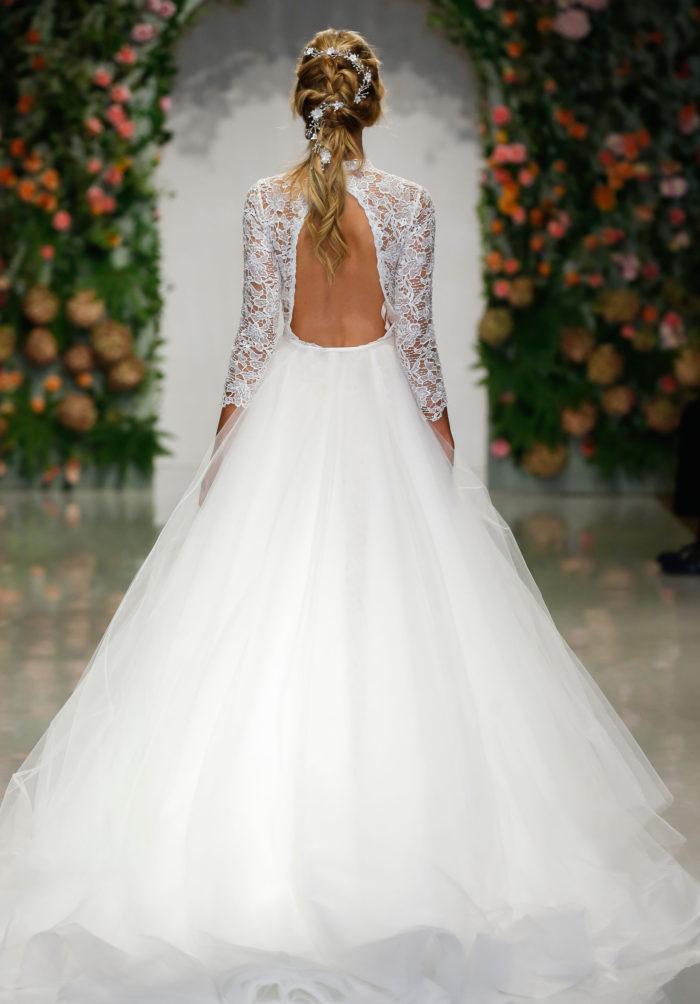 Morilee Poesy Wedding Dress style number 2046