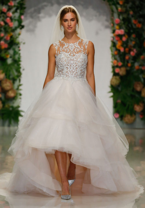 Morilee Phoenix Wedding Dress style number 2047