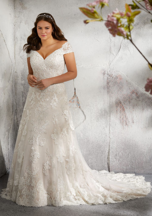 Morilee Lilith Wedding Dress style number 3241