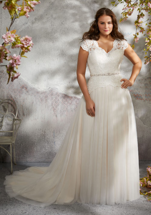 Morilee Larita Wedding Dress style number 3242