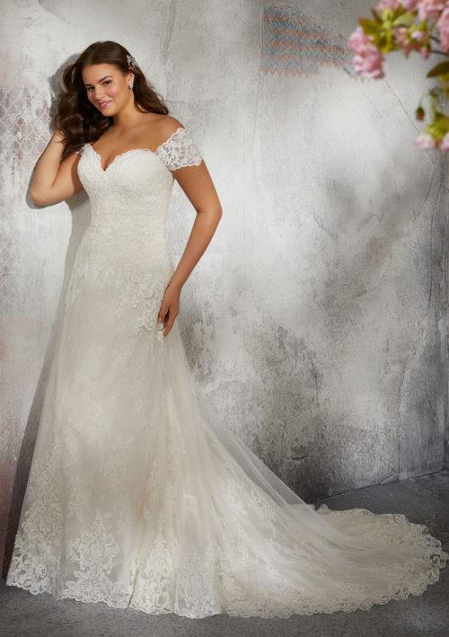 Morilee Laverna Wedding Dress style number 3244