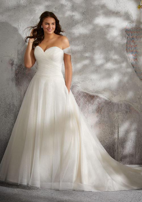 Morilee Lyla Wedding dress style number 3245
