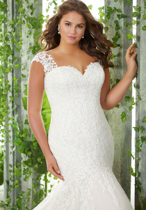 Morilee Phylicia Wedding Dress style number 3255