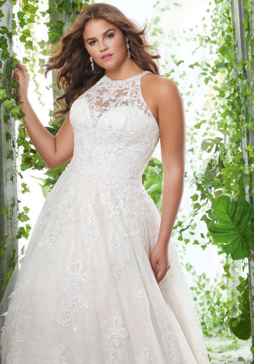 Morilee Perla Wedding Dress style number 3256
