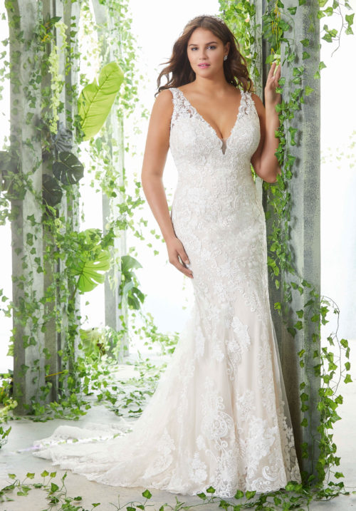 Morilee Pietra Wedding Dress style number 3257