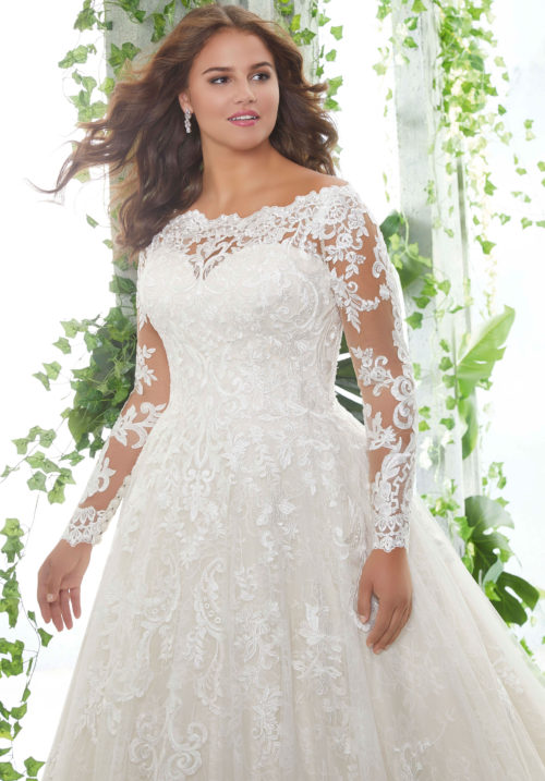 Morilee Patience Wedding Dress style number 3258