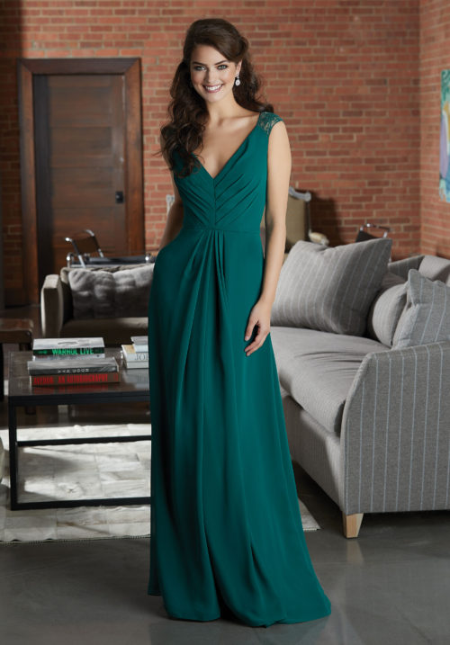 Morilee Bridesmaid Dress style number 21598
