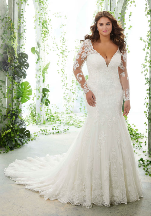 Morilee Paola Wedding Dress style number 3251