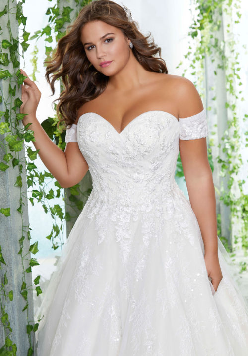 Morilee Petunia Wedding Dress style number 3252