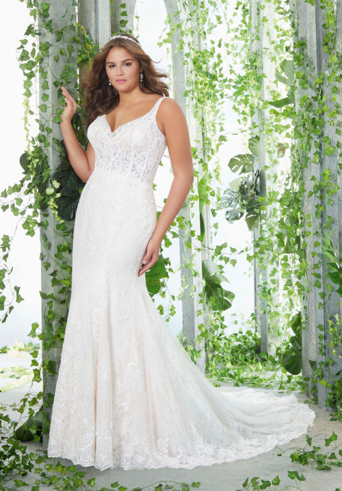 Morilee Phoebe Wedding Dress style number 3253