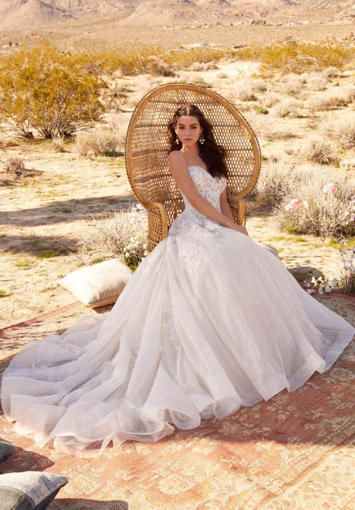 Morilee Romana style 2087 Wedding Dress