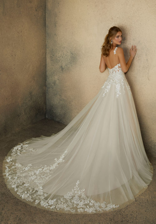 Morilee Rina Wedding Dress style number 2092