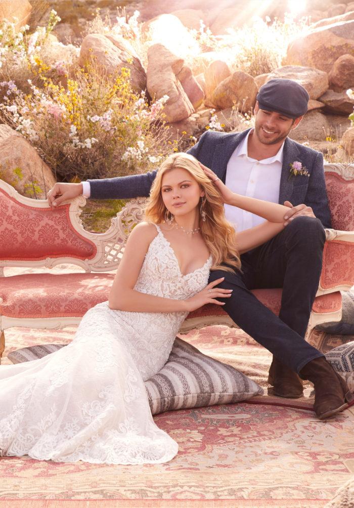 Morilee Renee Wedding Dress style number 2093