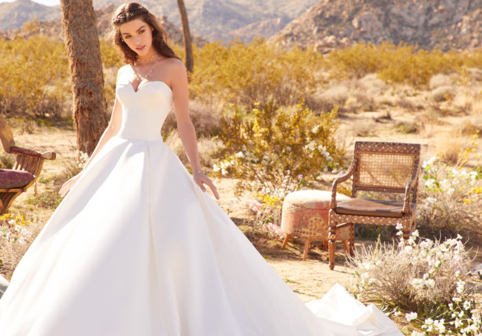 Morilee Rachel Wedding Dress style number 2094