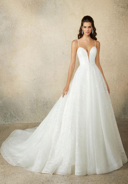 Morilee Rihanna Wedding Dress style number 2095