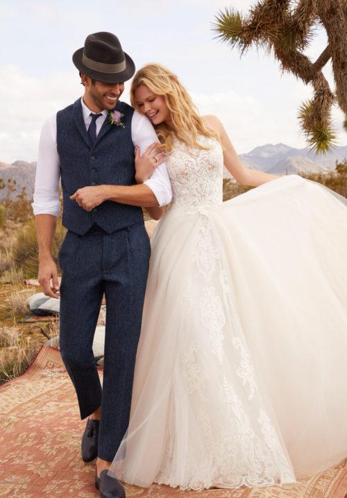Morilee Rebecca style 2071 Wedding Dress