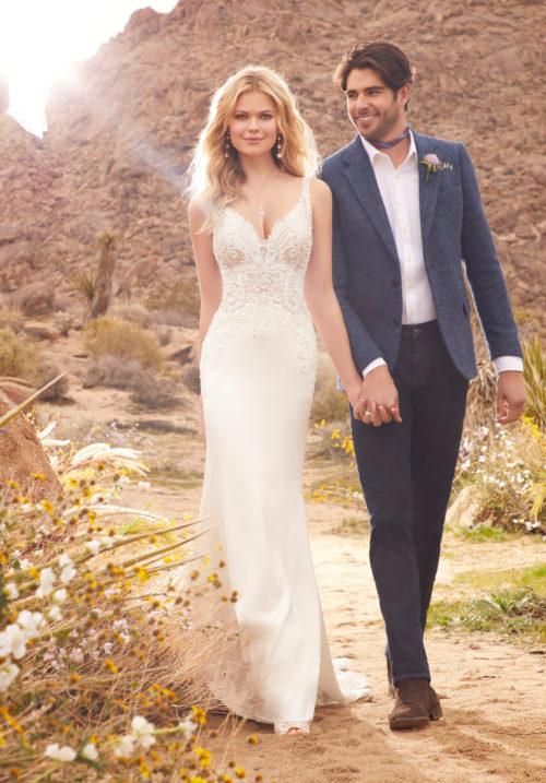 Morilee Raya style 2072 Wedding Dress