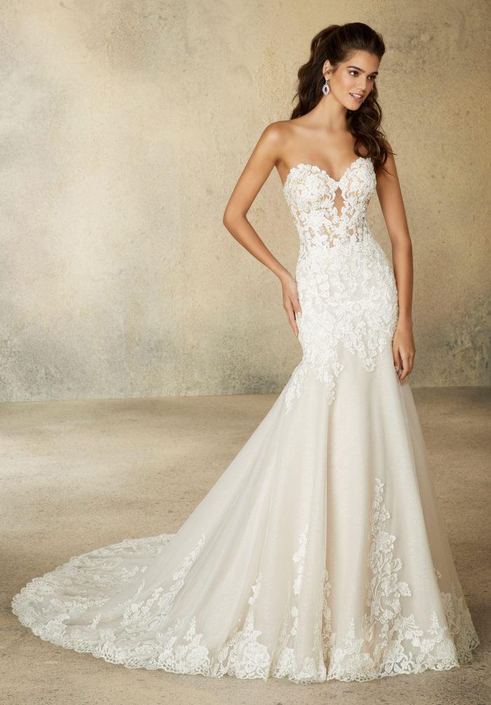 Morilee Roxanne style 2073 Wedding Dress